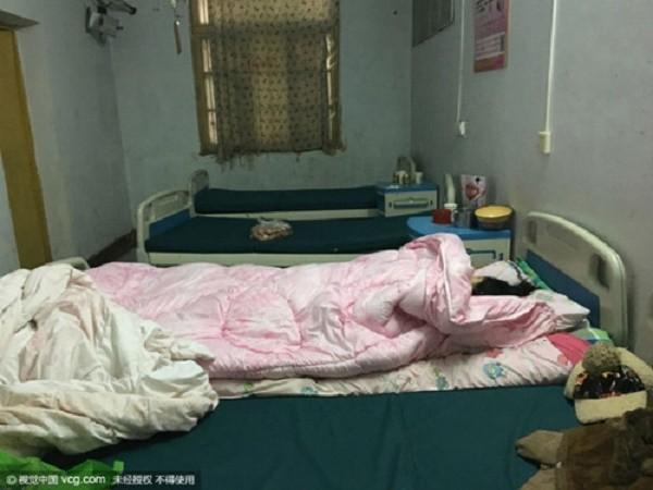 Vợ bị chồng bóp cổ đến chết ở bệnh viện sau khi vừa sảy thai - ảnh 1