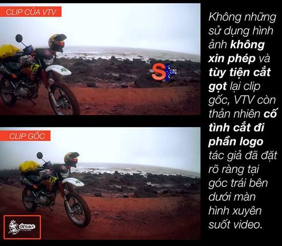 Kênh Youtube bị tạm ngưng, VTV thừa nhận BTV 'chôm chỉa' nội dung - ảnh 2