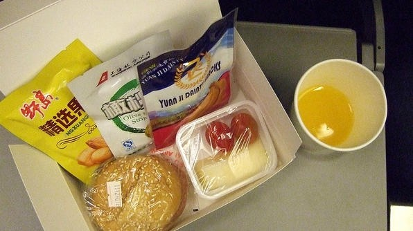 Sự khác biệt về các bữa ăn giữa các hãng máy bay trên thế giới - ảnh 11