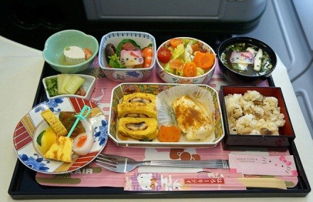 Sự khác biệt về các bữa ăn giữa các hãng máy bay trên thế giới - ảnh 8