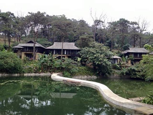 Chủ đầu tư nhận sai sót vụ xây resort giữa Vườn Quốc gia Ba Vì - ảnh 3