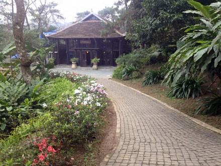 Chủ đầu tư nhận sai sót vụ xây resort giữa Vườn Quốc gia Ba Vì - ảnh 1