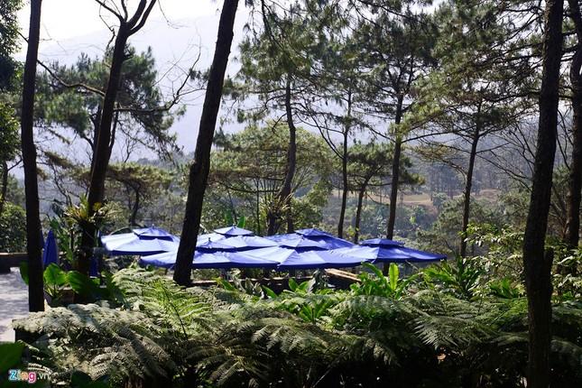 Toàn cảnh resort hoành tráng không phép ở Ba Vì - ảnh 11