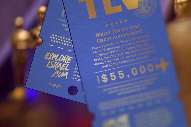 Bí mật trong túi quà 'an ủi' trị giá 232.000 USD tại Oscar 2016 - ảnh 1