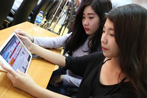 Bùng nổ trào lưu học trực tuyến: Lợi hay hại? - ảnh 2