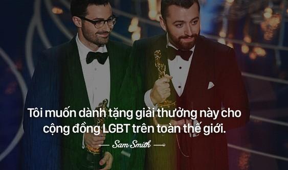 Sam Smith bị tung bằng chứng 'bóc mẽ' giới tính sau Oscar 2016 - ảnh 2
