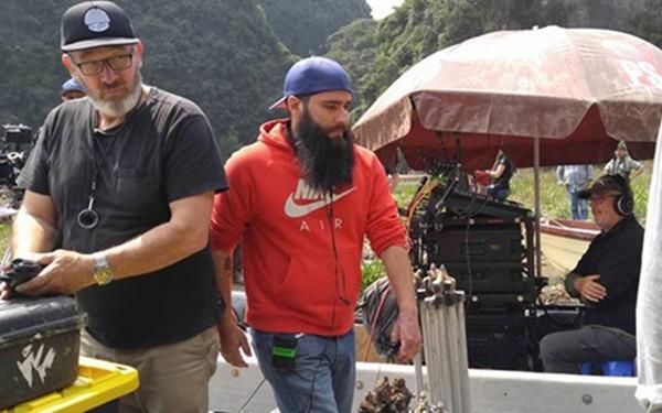 Bên trong trường quay quy mô của bom tấn 'King Kong' ở Ninh Bình - ảnh 4
