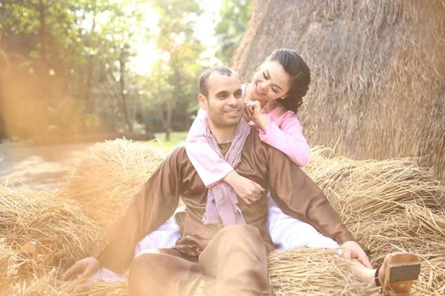 Ngắm ảnh cưới cực chất của 'cô gái xấu xí' Xuân Thùy và chồng Tây - ảnh 6