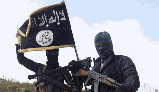 IS dùng 'chất độc thần kinh' nã pháo vào người Kurd ở Iraq - ảnh 1