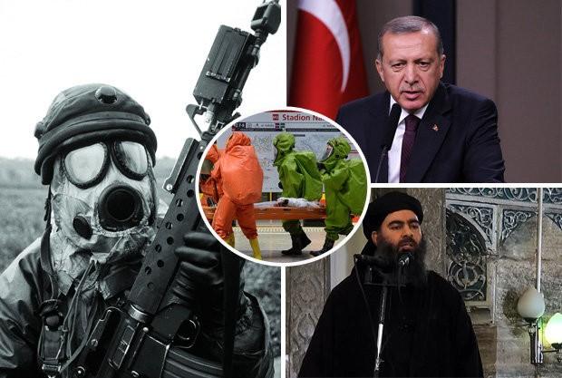 Người Kurd tố Thổ Nhĩ Kỳ chuyển vũ khí hóa học đến Syria - ảnh 1