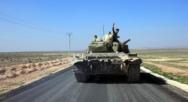 Quân đội Syria phá hủy hầm ngầm IS, khôi phục an ninh ở Aleppo - ảnh 1