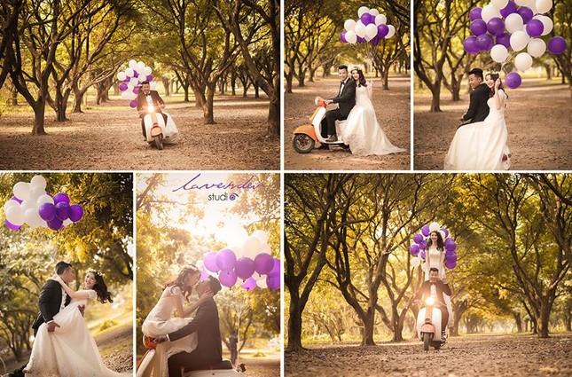 Những địa điểm chụp ảnh cưới đẹp mê đắm ở miền Bắc - ảnh 1