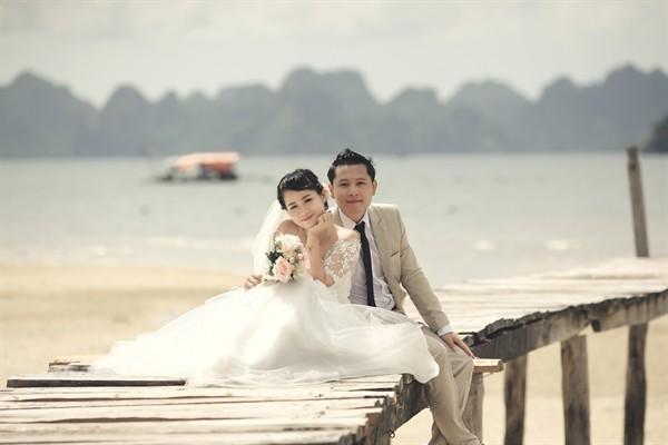 Những địa điểm chụp ảnh cưới đẹp mê đắm ở miền Bắc - ảnh 2