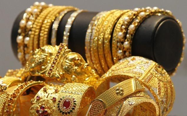 Giá vàng tiếp tục 'xuống dốc', giới đầu tư chờ EBC - ảnh 1