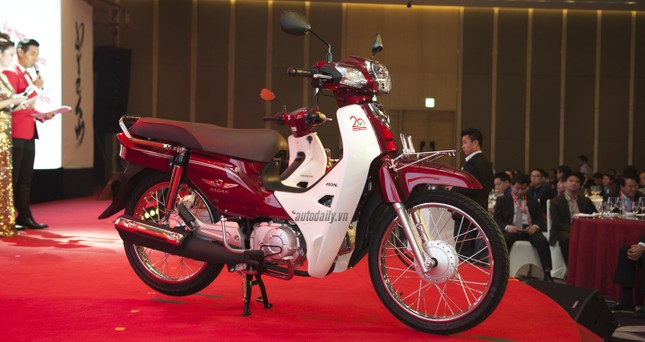 Thích thú với Honda Super Dream 110 bản đặc biệt 19 triệu đồng - ảnh 1