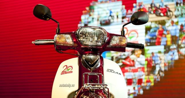 Thích thú với Honda Super Dream 110 bản đặc biệt 19 triệu đồng - ảnh 2