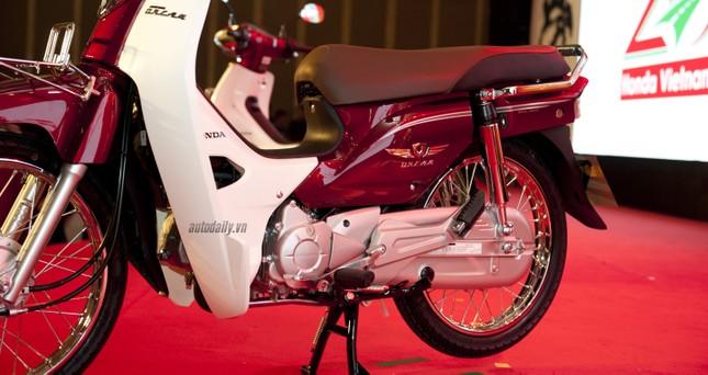 Thích thú với Honda Super Dream 110 bản đặc biệt 19 triệu đồng - ảnh 3