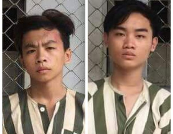 Chân dung 2 nghi can truy sát, trực tiếp chém lìa tay thanh niên  - ảnh 1