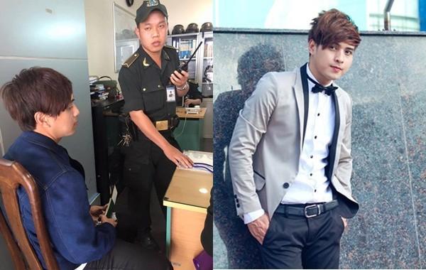 Hồ Quang Hiếu lên tiếng về vụ bị tạm giữ vì mang bom ra sân bay - ảnh 1