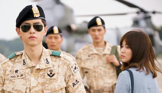 Bất  ngờ với điều ít ai biết về Song Joong Ki 'Hậu duệ mặt trời' - ảnh 4