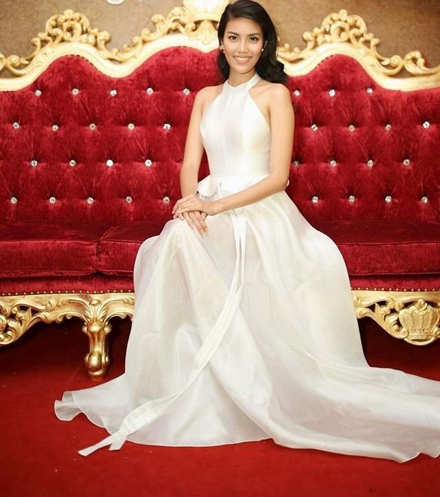 Lan Khuê là người đẹp Việt duy nhất top 50 Miss Grand Slam 2015 - ảnh 9