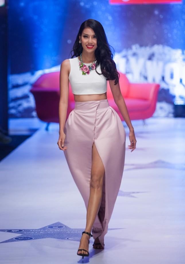 Lan Khuê là người đẹp Việt duy nhất top 50 Miss Grand Slam 2015 - ảnh 8