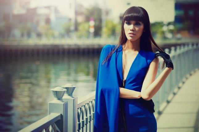 Lan Khuê là người đẹp Việt duy nhất top 50 Miss Grand Slam 2015 - ảnh 6