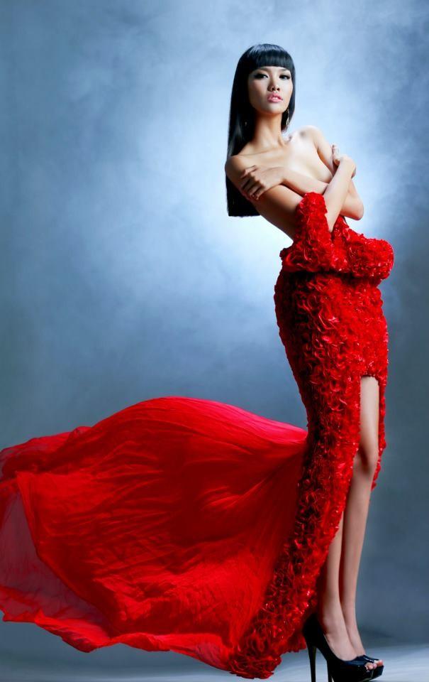 Lan Khuê là người đẹp Việt duy nhất top 50 Miss Grand Slam 2015 - ảnh 5