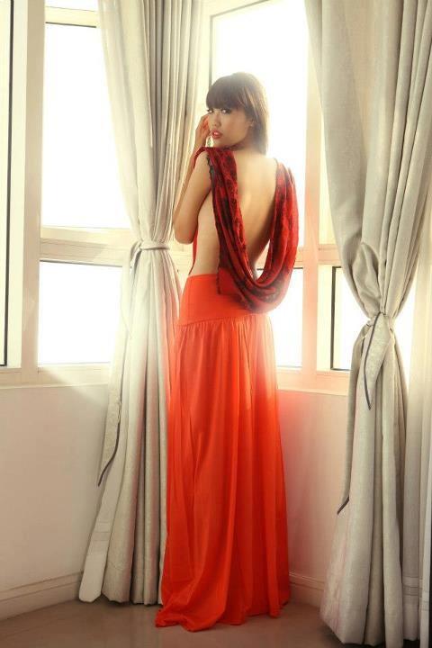 Lan Khuê là người đẹp Việt duy nhất top 50 Miss Grand Slam 2015 - ảnh 4