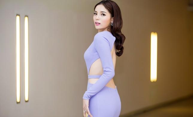 Scandal web sex Hoa hậu Kỳ Duyên, có người đánh lạc hướng dư luận - ảnh 1