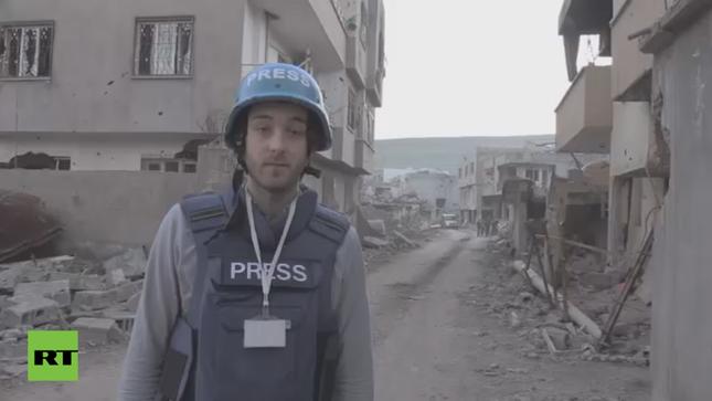 Báo Nga công bố bằng chứng Thổ Nhĩ Kỳ tàn sát dân thường ở Cizre - ảnh 2