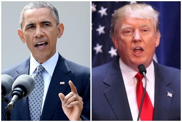 Obama: 'Donald Trump nổi lên không phải là lỗi của tôi' - ảnh 1