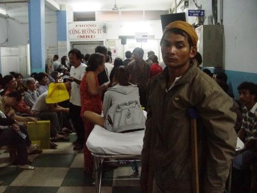 Vi hành bệnh viện, Bí thư Thăng nói 'không thể tưởng tượng' - ảnh 3