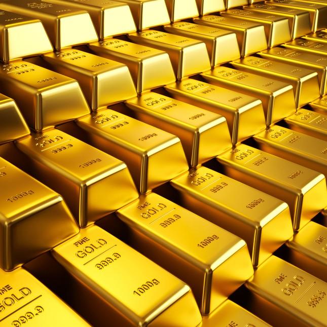 ECB hạ lãi suất, giá vàng vọt tăng cao nhất 13 tháng - ảnh 1