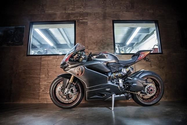 KH9 Ducati Panigale 1199S: Không chỉ là xe mà còn là nghệ thuật - ảnh 5