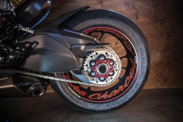 KH9 Ducati Panigale 1199S: Không chỉ là xe mà còn là nghệ thuật - ảnh 4