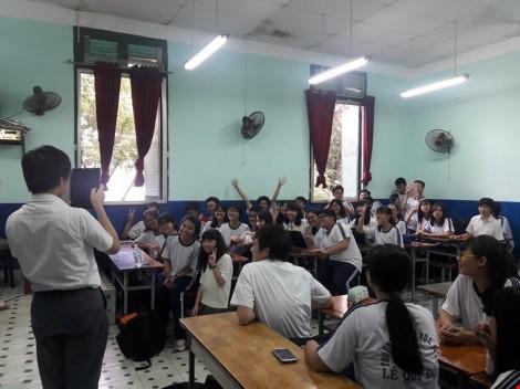 Học sinh Nhật qua Việt Nam để được... ngủ trưa - ảnh 2