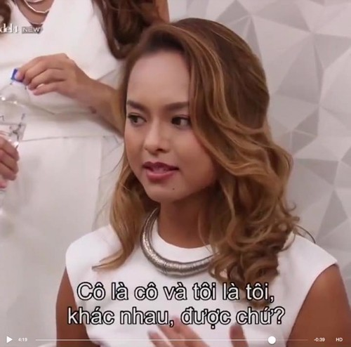 'Siêu vòng 3' mẫu Việt bị ghét ra mặt ở Asia's Next Top Model - ảnh 4