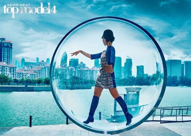 'Siêu vòng 3' mẫu Việt bị ghét ra mặt ở Asia's Next Top Model - ảnh 5