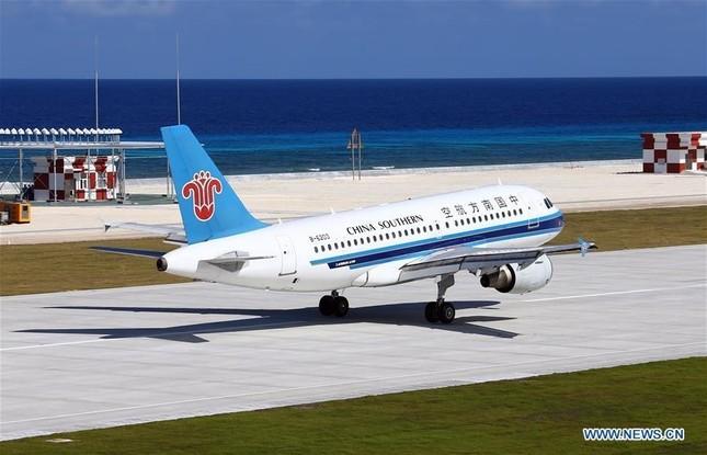 Cảnh báo Trung Quốc khai thác đường bay dân sự tới Hoàng Sa - ảnh 1