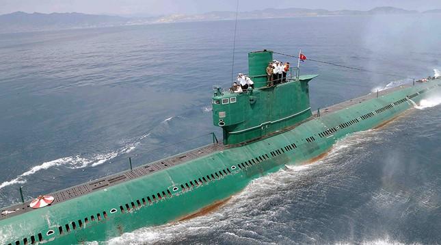 Tàu ngầm Triều Tiên mất tích hay bị chìm do trục trặc kỹ thuật? - ảnh 2
