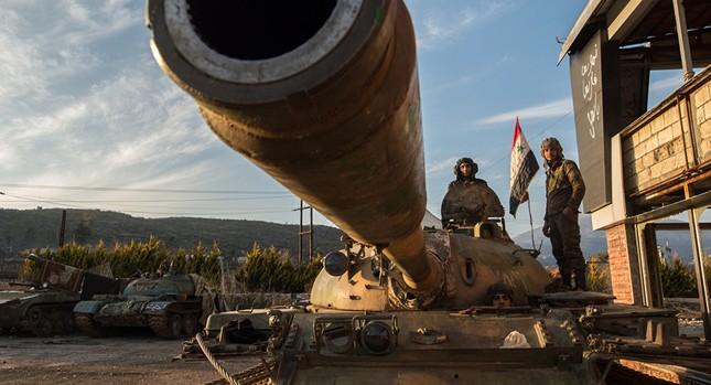 Tình hình Syria: Quân đội chính phủ tràn qua Aleppo, áp sát Raqqa - ảnh 1