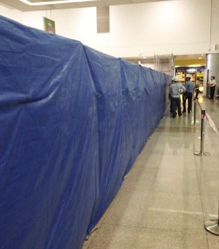 Vụ sập giàn giáo bên trong sân bay Tân Sơn Nhất: Nhà thầu nói gì? - ảnh 3