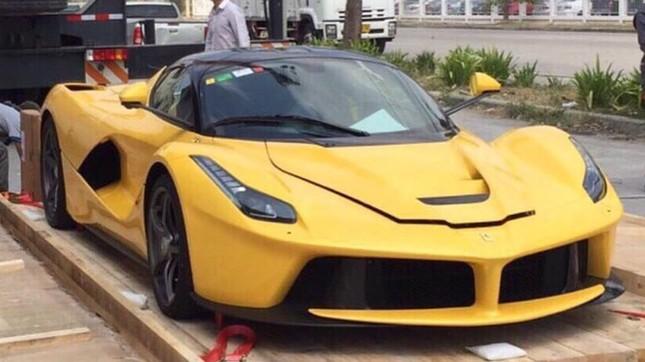 Ngỡ ngàng trước siêu phẩm Ferrari LaFerrari đầu tiên tại Thái Lan - ảnh 2