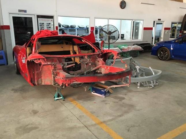 Đại gia Sài thành chi 2 tỷ mua phụ tùng sửa Ferrari 458 Italia - ảnh 2