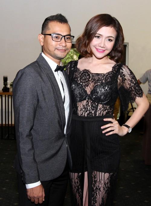 Ái Châu 'rủ' Hoa hậu Thùy Lâm buông lơi vòng một hút mọi ánh mắt - ảnh 6
