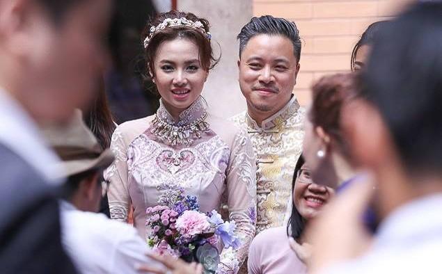 Tiệc cưới 'siêu lung linh' của Victor Vũ - Đinh Ngọc Diệp - ảnh 2