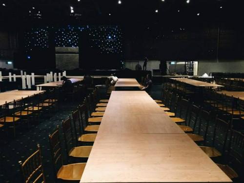 Tiệc cưới 'siêu lung linh' của Victor Vũ - Đinh Ngọc Diệp - ảnh 7