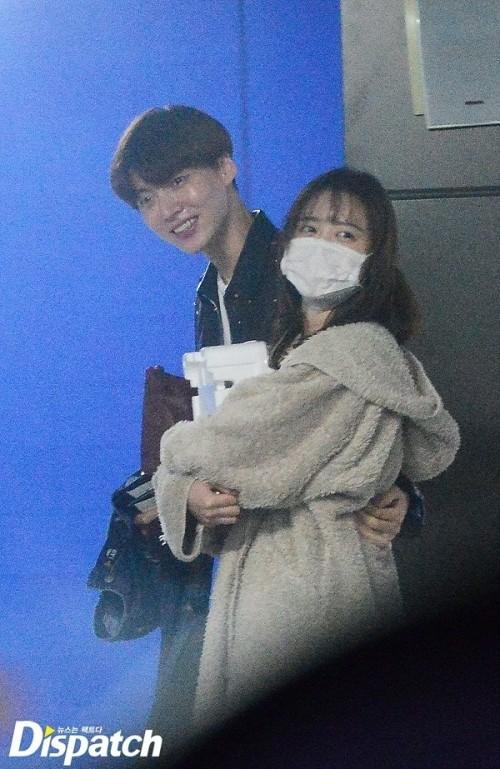 Hình ảnh mỹ nhân Goo Hye Sun hẹn hò với đàn em Ahn Jae Hyun - ảnh 3