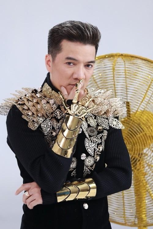 Mr Đàm, Hà Hồ, Quang Vinh và các thành viên của 'hoàng tộc Vpop' - ảnh 2